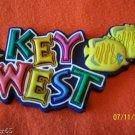 033 FLORIDA KEY WEST FISH REFRIGERATOR MAGNET