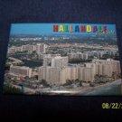 096 FL FLORIDA REFRIGERATOR MAGNET HALLANDALE BEACH