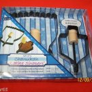 HAPPY HANUKKAH METAL LATKE SHAPERS CHANUKAH NEW IN BOX