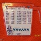 919 FL WALT DISNEY WORLD WDW REFRIGERATOR MAGNET MICKEY