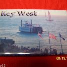 028 FLORIDA KEY WEST STEAMBOAT REFRIGERATOR MAGNET