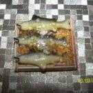 758 FL FISH ON ICE MAGNET