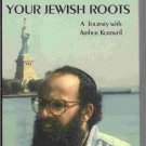 HOW TO TRACE YOUR JEWISH ROOTS  A JOURNEY VHS KURZWEIL