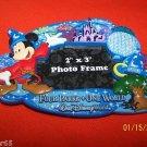 968 FL DISNEY FANTASMIC PHOTO FRAME REFRIGERATOR MAGNET