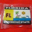 685 FL FLORIDA SUNSHINE STATE REFRIGERATOR MAGNET