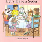 PASSOVER LET'S HAVE A SEDER ! NEW KOSHER L'PESACH MINT