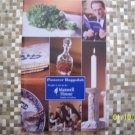 PASSOVER HAGGADAH MAXWELL HOUSE DELUXE EDITION 2007