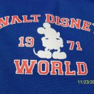 WALT DISNEY WORLD 1971 BACKPACK BAG SACK NWT