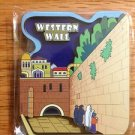 682 FL JERUSALEM ISRAEL WESTERN WAL REFRIGERATOR MAGNET