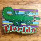 484 FL ALLIGATOR FLORIDA REFRIGERATOR MAGNET