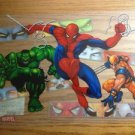 083 PLACEMAT MARVEL AVENGERS