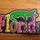609 FL FLORIDA ALLIGATOR REFRIGERATOR MAGNET