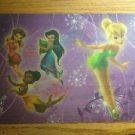 068 PLACEMAT PIXIES TINKERBELL RIGHT SIDE
