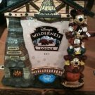 DISNEY WORLD WILDERNESS LODGE FIREPLACE PHOTO FRAME NIB
