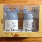 DISNEY CHEF MICKEY MOUSE SALT & PEPPER SHAKER NEW
