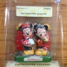 WALT DISNEY WORLD SALT & PEPPER SHAKER NEW