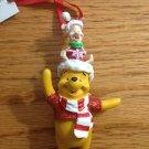 CHRISTMAS TREE ORNAMENT POOH PIGLET DISNEY