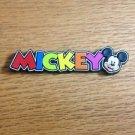 236 FL WDW DISNEY MICKEY MOUSE REFRIGERATOR MAGNET