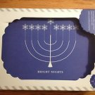 005 JEWISH PKG OF 14 CARDS HAPPY HANUKKAH