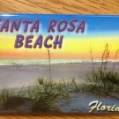 655314 SANTA ROSA BEACH SUNSET REFRIGERATOR MAGNET