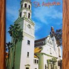 655252 SAINT AUGUSTINE CATHEDRAL REFRIGERATOR MAGNET