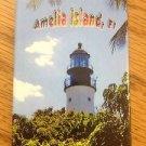 655235 AMELIA ISLAND LIGHTHOUSE REFRIGERATOR MAGNET