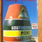 655215 KEY WEST SOUTHERNMOST POINT REFRIGERATOR MAGNET