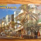 655182 MIAMI SOUTH BEACH REFRIGERATOR MAGNET