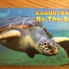 655168 LAUDERDALE BY THE SEA REFRIGERATOR MAGNET