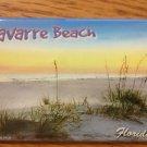 655347 FLORIDA NAVARRE BEACH SUNSET REFRIGERATOR MAGNET