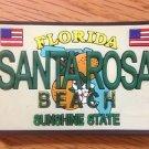 225150 FLORIDA SANTA ROSA VANITY REFRIGERATOR MAGNET