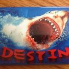 655279 FLORIDA DESTIN SHARK REFRIGERATOR MAGNET