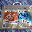 THE HOT KOLD BAG THERM A SNAP FOOD GROCERY LUNCH SMALL