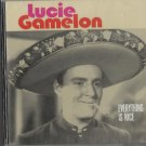 LUCIE GAMELON - EVERYTHING IS NICE CD 1998 / 24HR POST