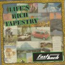 FASTBACK - Lifes Rich Tapestry CD 2005 / 24HR POST