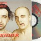 Modeselektor - Boogybytes, Vol. 3 (FULL PROMO) (CD 2007) 24HR POST