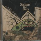Same Old Story - A Great Disgrace (2011) GUERILLA / 24HR POST
