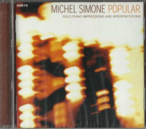 Michel Simone - Popular (CD 2000) Newsound / 24HR POST