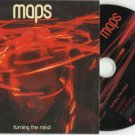 Maps - Turning the Mind -FULL PROMO-(CD 2009) 24HR POST