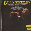Benny Goodman - The King of Swing CD 1987 Pickwick 027 Nr MINT / 24HR POST