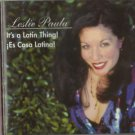 Paula Leslie - It's a Latin Thing (CD 2004) Vital Vinyl / 24HR POST