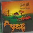 Elton Junk - Because Of Terrible Tiger CD2007/24HR POST