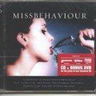 Various Artists - Missbehaviour (CD+DVD 2006) 24HR POST
