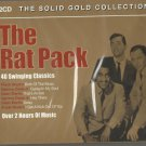 The Rat Pack - Solid Gold Collection 2xCD /24HR POST !!