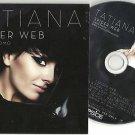 Tatiana - Spider Web -FULL PROMO CD 2011 / 24HR POST