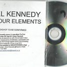 Nigel Kennedy - The Four Elements -FULL PROMO- CD 2011 / 24HR POST