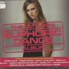 Various - The Ultimate Euphoric Dance Album 3xCD  Mighty Dub Katz - De'lacy- CRW