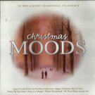 Various - Christmas Moods CD 1997 Pan Pipes - Classical - 24HR POST