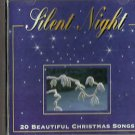 Various - Silent Night  20 Beautiful Christmas Songs [CD 1997] 24HR POST