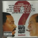 Soundtrack - What's the Worst That Could Happen? [PA] CD 2001 NYLA / 24HR POST